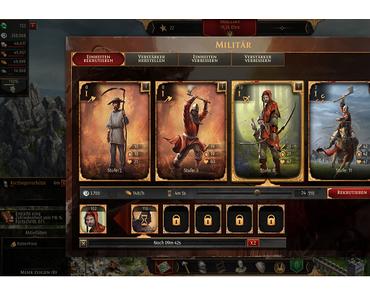 Legends of Honor: Neues Browser MMO-Strategiespiel von Goodgame Studios ab sofort spielbar