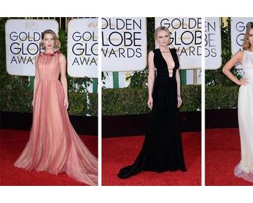 Top10: die schönsten Abendkleider der Golden Globes Award 2016
