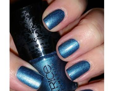 [Nails] Lacke in Farbe ... und bunt! MITTELBLAU mit CATRICE Rocking Royals C03 Royal Blue