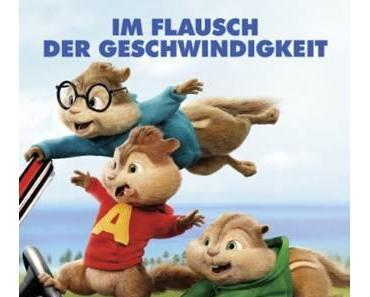 Alvin und die Chipmunks: Nur Flausen (und Musik) im Kopf