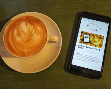Kaffee & Beats mit Black Milk
