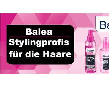 dm  -  Balea Stylingprofis für die Haare