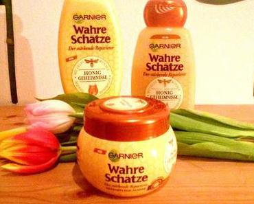 Produkttest - Wahre Schätze Honiggeheimnisse von Garnier