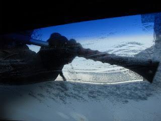 Eiseskälte: Liebe Autofahrer heute schon gekratzt oder Frühsport für alle Morgenmuffel ?!
