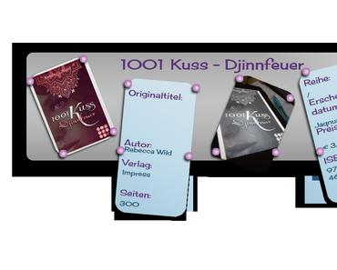 Rezension: 1001 Kuss - Djinnfeuer