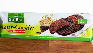 Bio Hafer-Cookies bei Aldi Nord