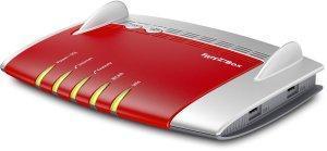 AVM FritzBox 7490 WLAN Router Test