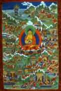 Buddha-Wort und Tantra
