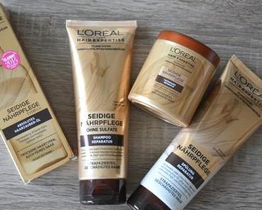 L'Oréal Hair Expertise Seidige Nährpflege – Set *Review*
