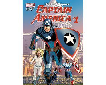 Verteidiger eines gespaltenen Landes: Marvel bringt Steve Rogers als Captain America zurück