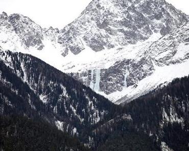 Eisklettern in Tirol - wie chauvinistisch