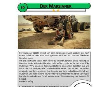 Filmphysik: Der Marsianer