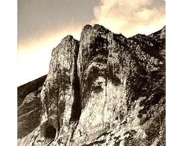 Die Felsen Mönch und Nonne an der Lenne ⋅ Sage aus Deutschland