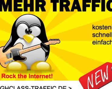 High-Class-Traffic - ein neuer Viralmailer!