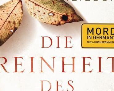 "[MINI-REZENSION] ""Die Reinheit des Todes"" (Band 1)"