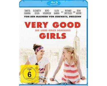 """Very Good Girls"" mit Elizabeth Olsen und Dakota Fanning"