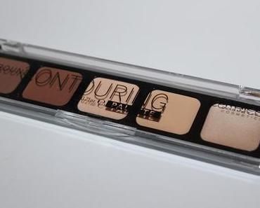 Swatches und erster Eindruck: Catrice Allround Contouring Palette