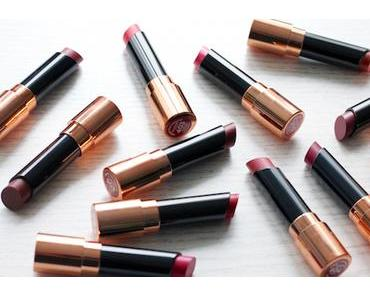 13 neue Lippenstifte von ASTOR:  Perfect Stay Fabulous Lipsticks!
