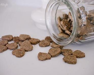 Rezept: Fischkekse für Hunde