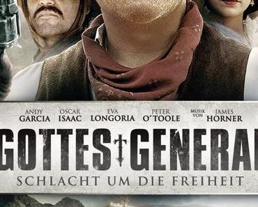 Review: GOTTES GENERAL - SCHLACHT UM DIE FREIHEIT - Für Gott und Vaterland