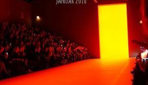 Mercedes Benz Fashion Week Asam Irene Luft Show