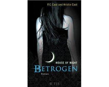 [Hörbuch] House of Night – Betrogen
