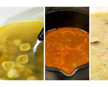 Tag der hausgemachten Suppe –der amerikanische National Homemade Soup Day