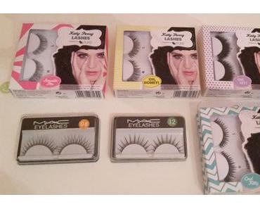 [Blogsale] NYX, Artdeco, Bobbi Brown.. Diverse Lidschatten, Blushes/ Bronzer & Wimpern zu verkaufen ;)