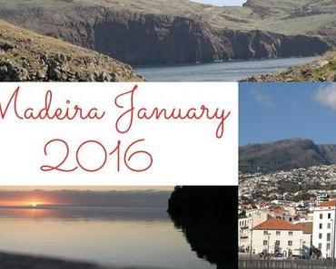 Madeira Travel Diary + Video