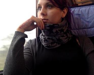 Justine privat - Eine Zugfahrt die ist lustig, nicht
