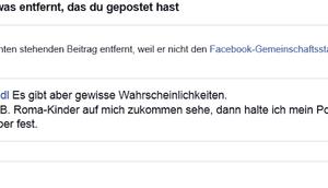 Heiko Maas: c'est moi! Regierungs-Bock mimt Verfassungs-Gärtner.