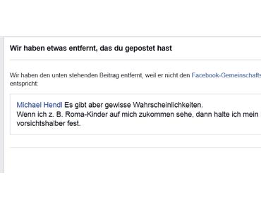 Heiko Maas: La loi c'est moi! Ein Regierungs-Bock mimt den Verfassungs-Gärtner.