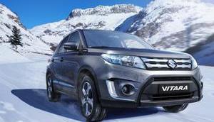 Schlachtopfer: Suzuki Vitara