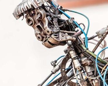 Liebe-Deinen-Roboter-Tag in den USA – der amerikanische Love Your Robot Day