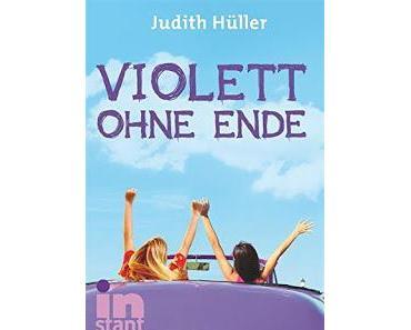 [Rezension] Violett ohne Ende von Judith Hüller