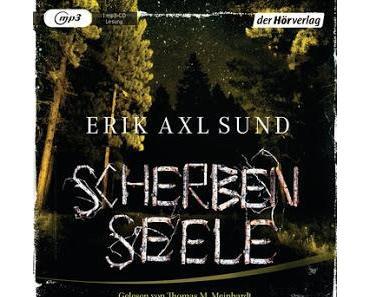 Rezi: Erik Axl Sund - Scherbenseele