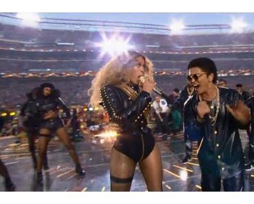 Super Bowl 50 Halftime Show with Beyoncé, Bruno Mars und Coldplay (Video)