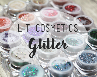 |Lit Cosmetics| May the Glitter be with you...