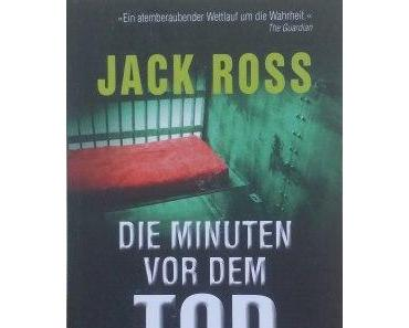 Jack Ross – Die Minuten vor dem Tod