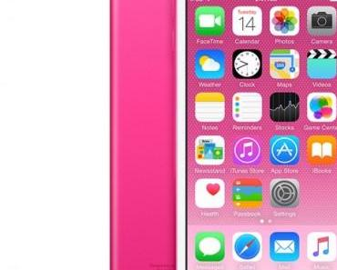 iPhone 5se in grellem Pink?