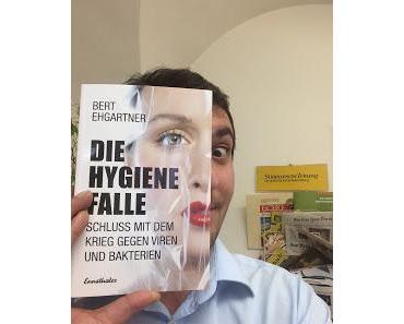 1. Auflage der Hygienefalle ausverkauft :)