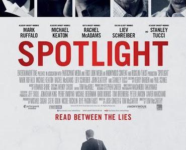 Review: SPOTLIGHT – Dem großen Skandal auf der Spur