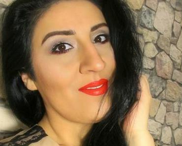 Mein Makeup Look zum Valentinstag