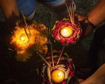 Das Lichterfest in Thailand: Loy Krathong und Yi Peng