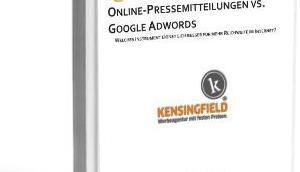 Online-Pressemitteilungen günstige Alternative Google Adwords