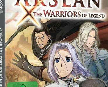 Arslan: The Warriors of Legend im Test /Review XBOX ONE