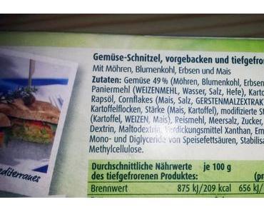 """Produktreview: Gemüseschnitzel von """"Avita"""""""