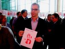 Rote Hand gegen Missbrauch