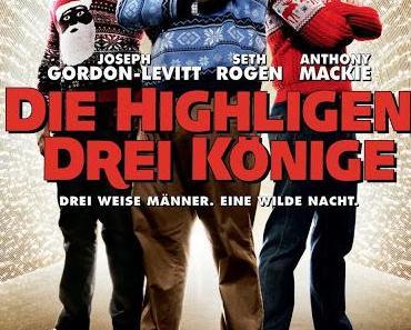 Review: DIE HIGHLIGEN DREI KÖNIGE – Kokain, Diebstahl, Karaoke und Schlägereien in der Weihnachtsnacht