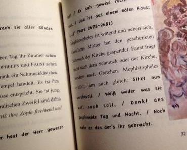 Nacherzählung von Goethes Faust